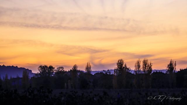 2K5A6934 Petaluma Sunset 11-12-2019