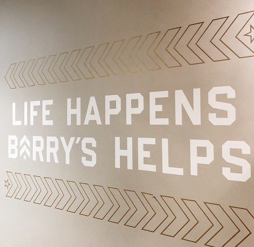 Barry's Bootcamp 7