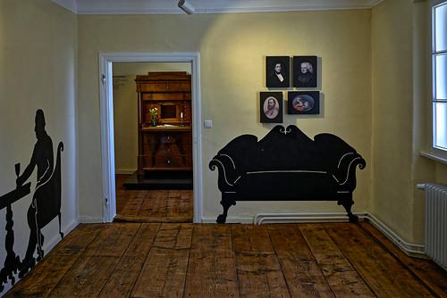 Im Inneren des Stifter-Museums