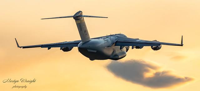 USAF Boeing C17 Globemaster III - Hawaii ANG (HIANG)