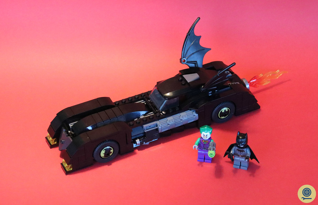76119 Batmobile Pursuit of The Joker 2