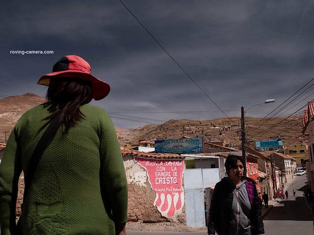 Barrio San Benito 3, Potosi, Bolivia, 2019