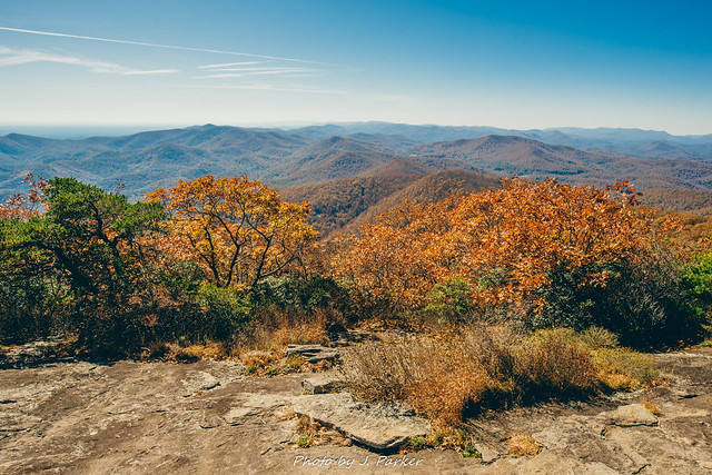 Scenes from Blood Mountain