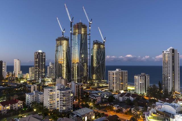 Sunset at Gold Coast Australia [Explored 14 Nov 2019]