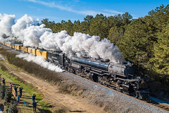 Union Pacific UP 4014 (4-8-8-4) Big Boy Jefferson, Texas