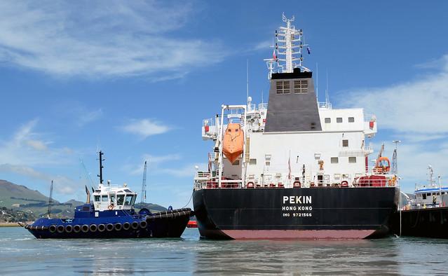PEKIN Bulk Carrier