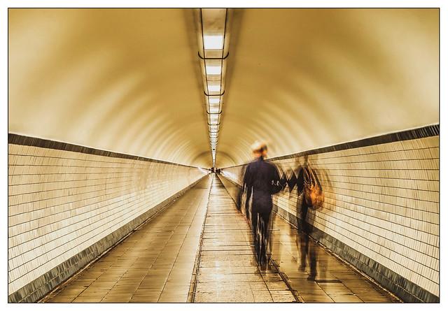 Sint - Annatunnel A'pen
