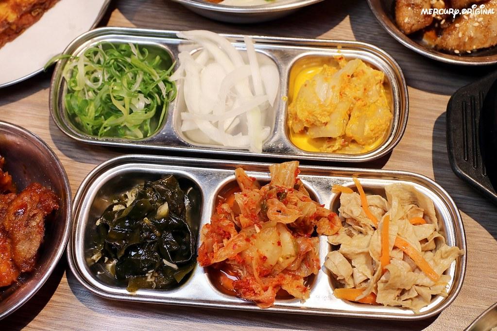 台中燒肉吃到飽 五花肉.KR mini韓國烤肉BBQ