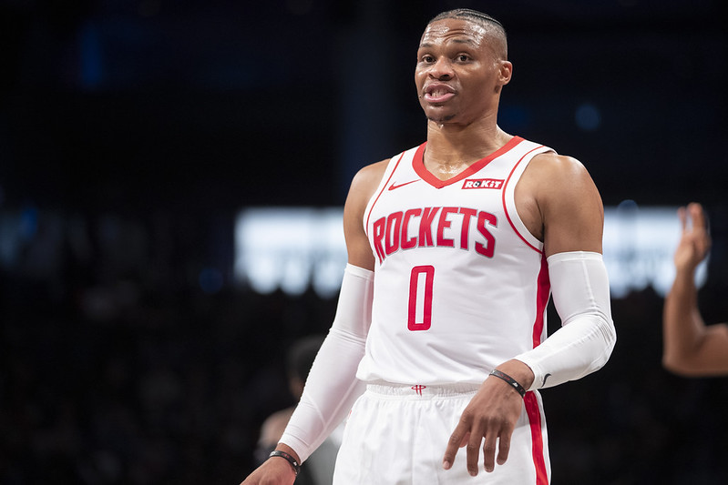 Russell Westbrook。(達志影像資料照)