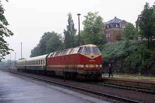 DB 219 149 Stollberg (Sachsen) (D) 31 mei 1995