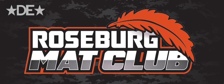 Roseburg Mat Club Wrestling Gear