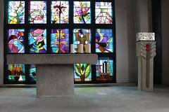 Altar mit Tabernakelstele