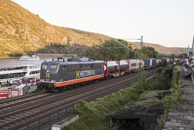 D Hectorrail 162 007 Oberwesel 14-09-2019