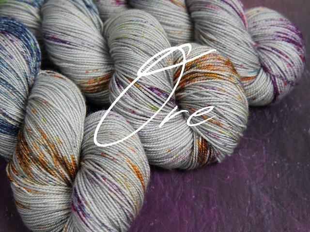 Nature Lovers Club – monthly hand dyed superwash merino sock yarn