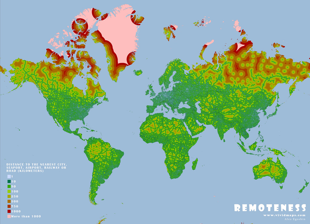 World Remoteness