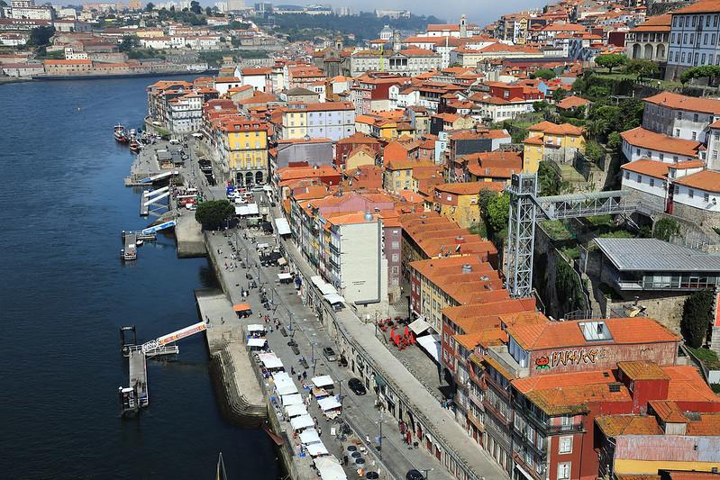 Douro, south bank