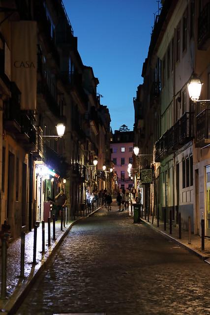 Bairro Alto street