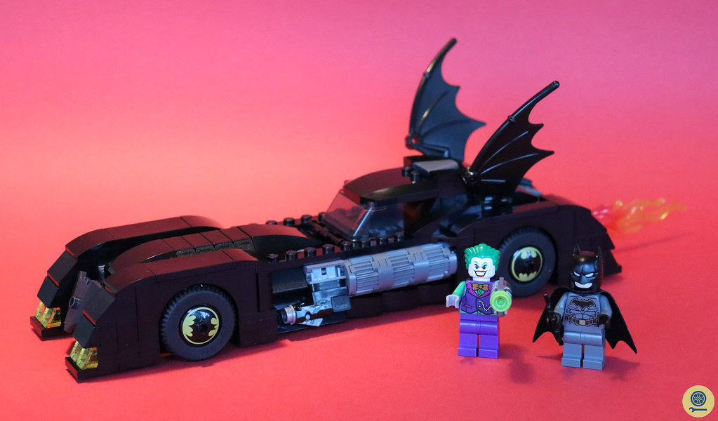 76119 Batmobile Pursuit of The Joker 1