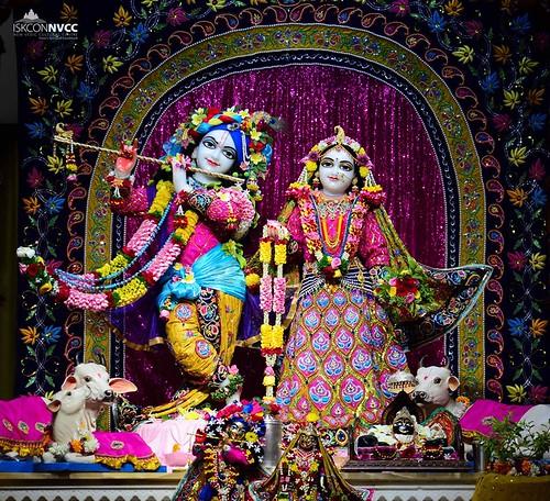 ISKCON Pune NVCC Deity Darshan 14 Nov 2019