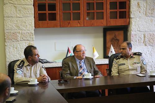 Visit Palestine Customs Police