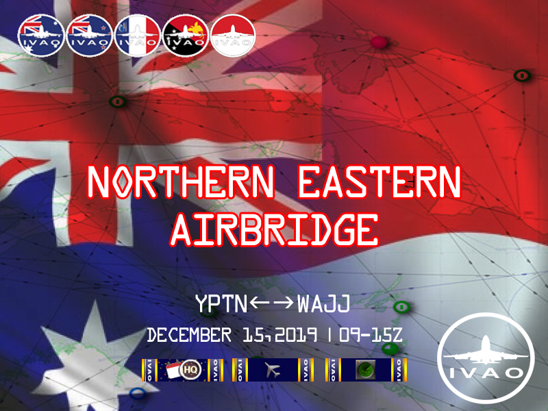 [HQ+ID+XO] Northern Eastern Airbridge