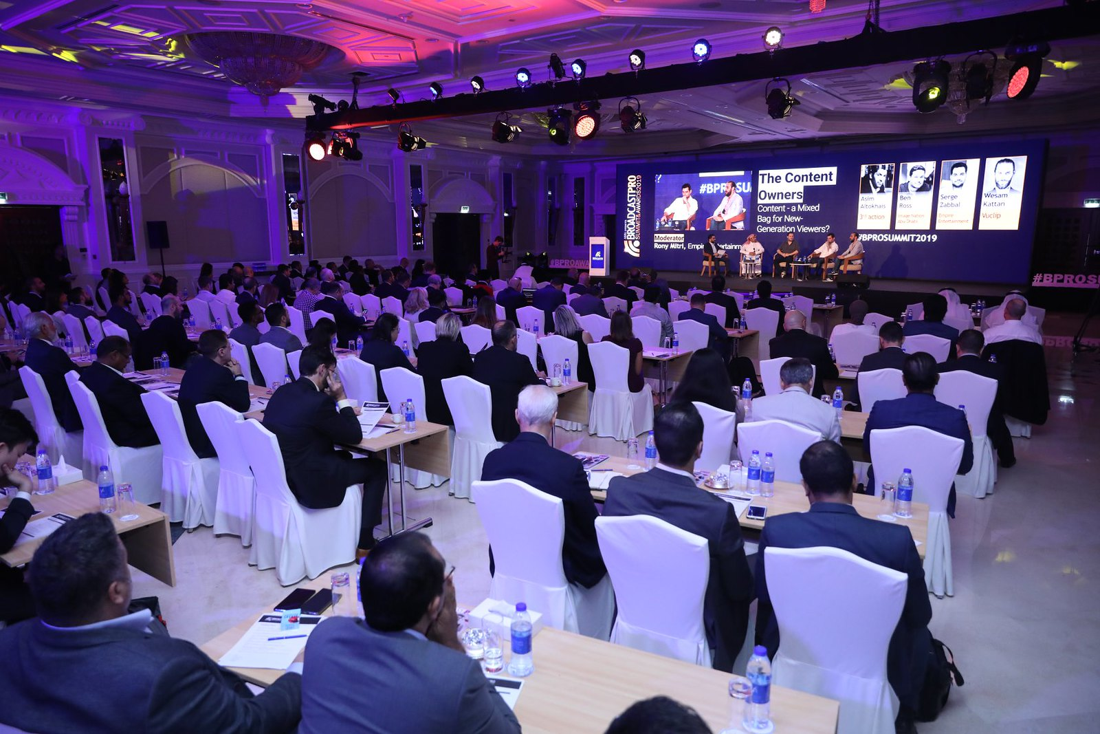 BroadcastPro Summit and Awards 2019