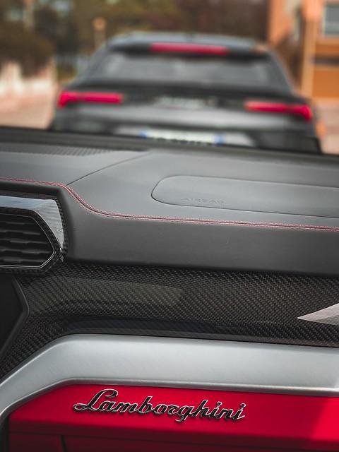 Essai Lamborghini Urus