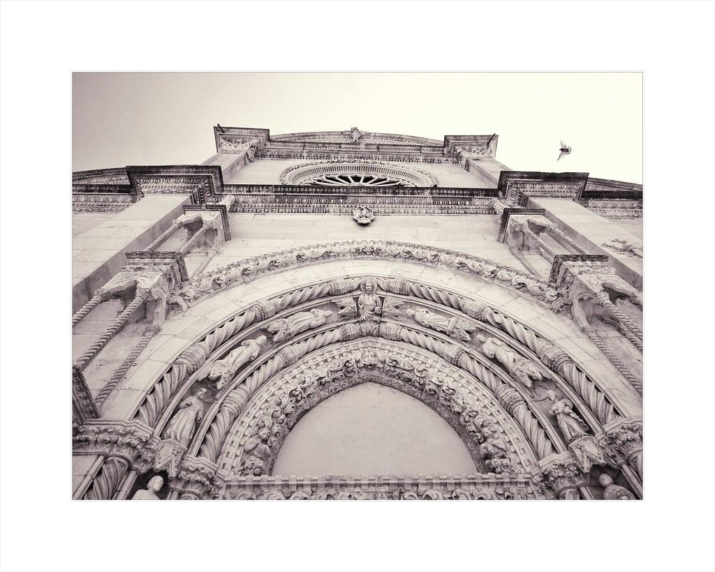 DSCF7324 The Cathedral of St. James;  Šibenik; Croatia