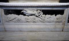 Zadar (Croacia). Catedral de Santa Anastasia. Altar lateral