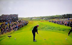 Sights & Scenes From The Royal Portrush GC (Dunluce Course)