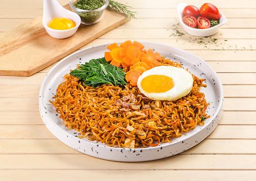 Javanese Fried Noodle