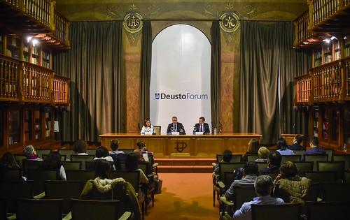 """DeustoForum. Luis Pedernera: """"Los derechos de niños y niñas 30 años después: una mirada al futuro"""""""