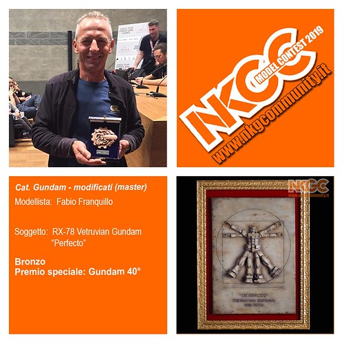 NKGC Lucca Model Contest 2019