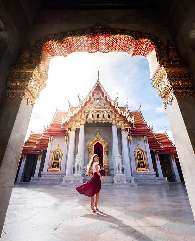 Những Kinh Nghiệm Du Lịch Tự Túc BangKok, Thái Lan 73