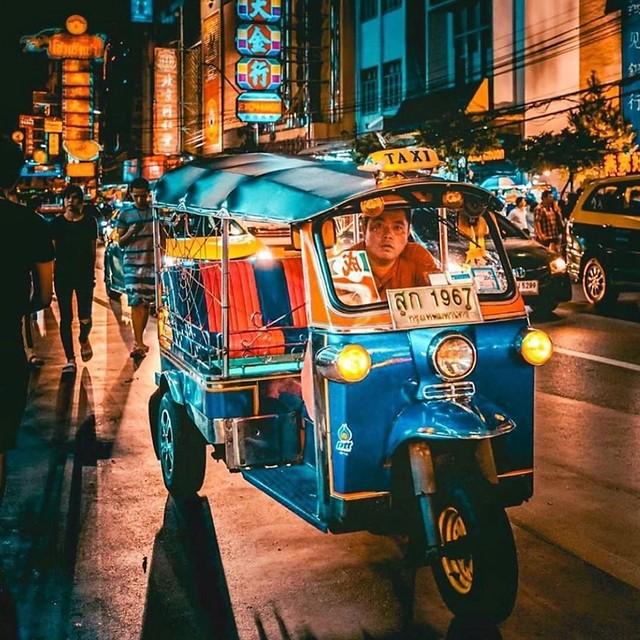 Những Kinh Nghiệm Du Lịch Tự Túc BangKok, Thái Lan 3