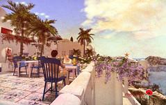 Santorini with Kurk