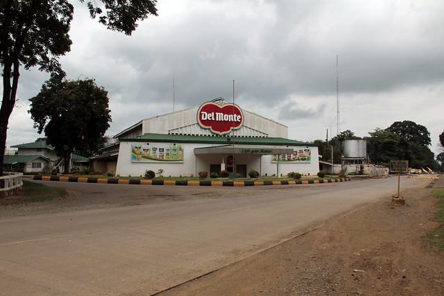 Delmonte community center, Mindanao