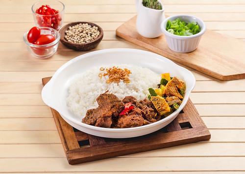 Citilink Rendang Rice