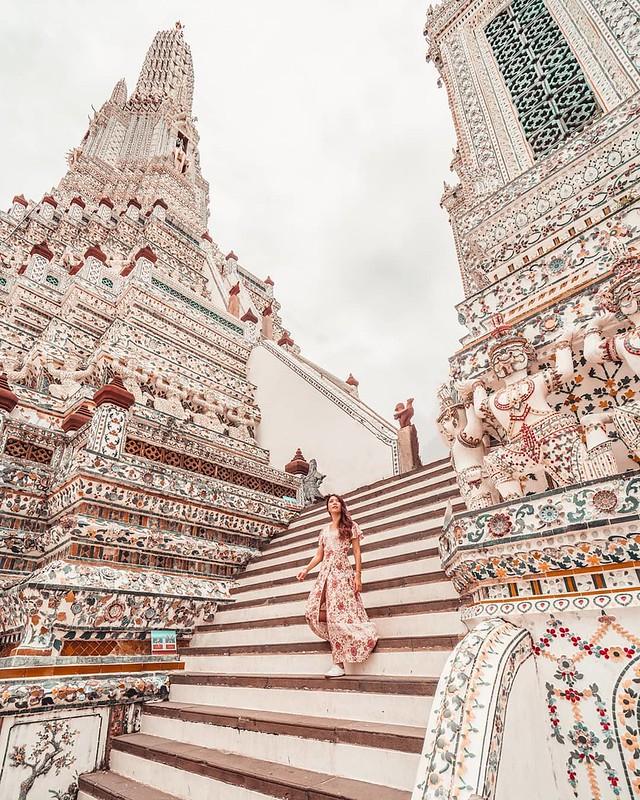Những Kinh Nghiệm Du Lịch Tự Túc BangKok, Thái Lan 50