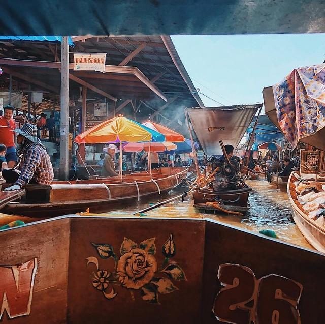 Những Kinh Nghiệm Du Lịch Tự Túc BangKok, Thái Lan 40