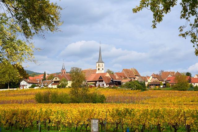 Mittelbergheim (Alsace, F)
