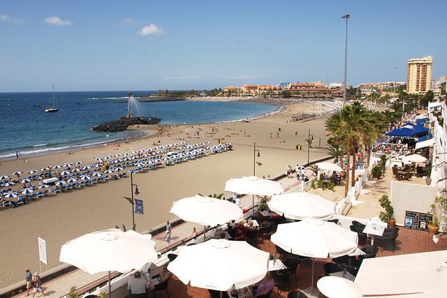 Los Cristianos, Las Vistas, Tenerife