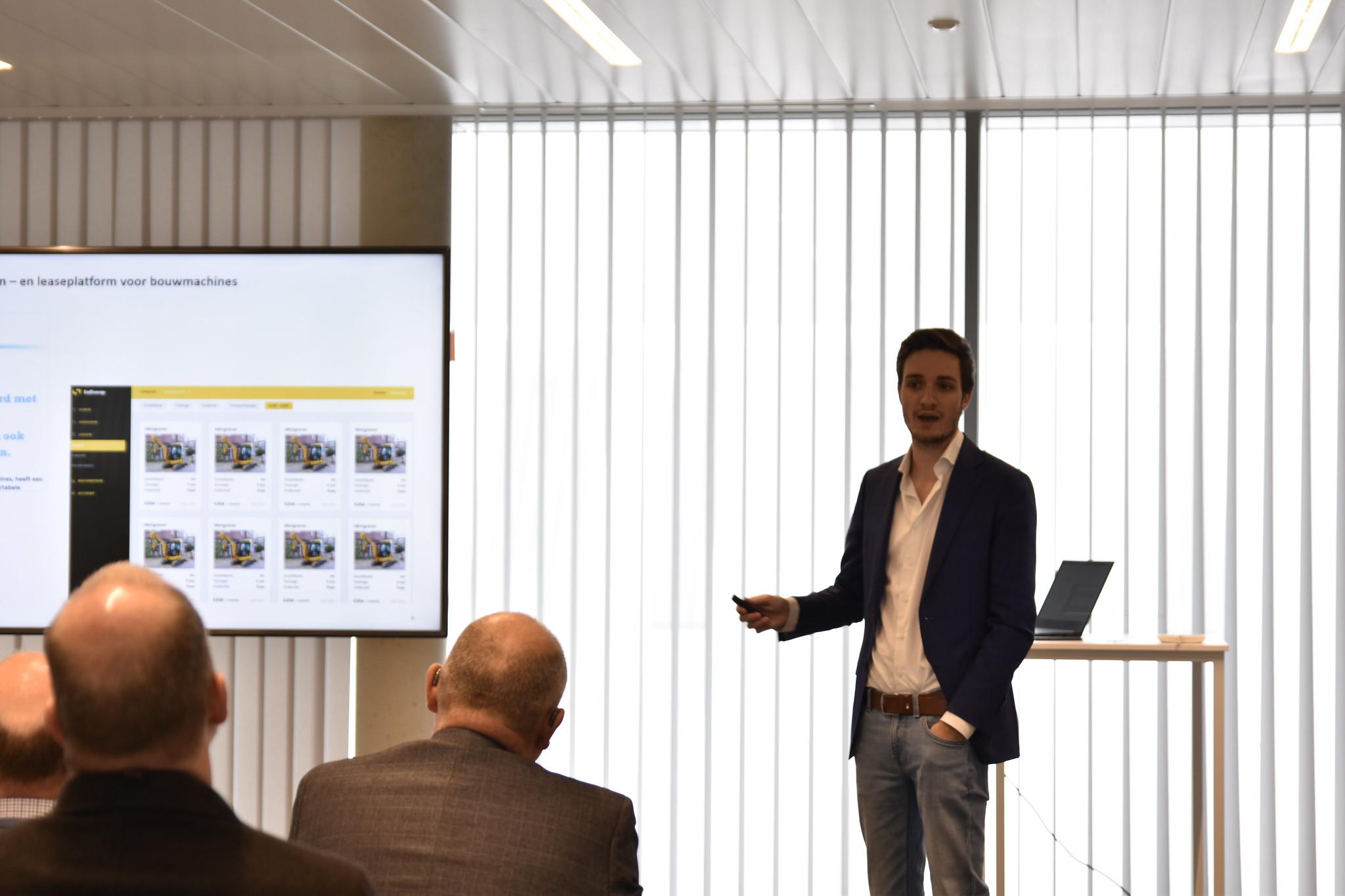 20191114 - Limburg Startup - Stakeholders meeting