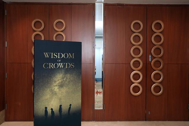 Wisdom of Crowds Bangalore 2019