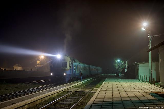 UZ - D1-582 @  Berehove (Берегове), 21-10-2019