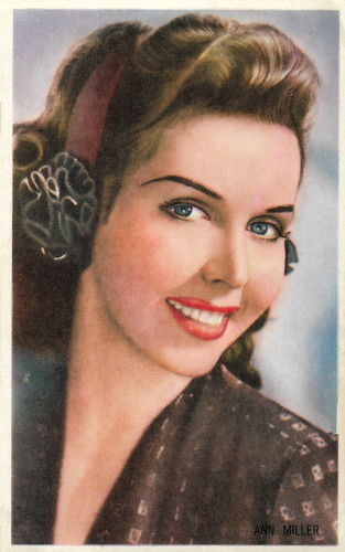 Ann Miller in On the Town (1949)