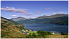 View Down The Loch by Dai Parker