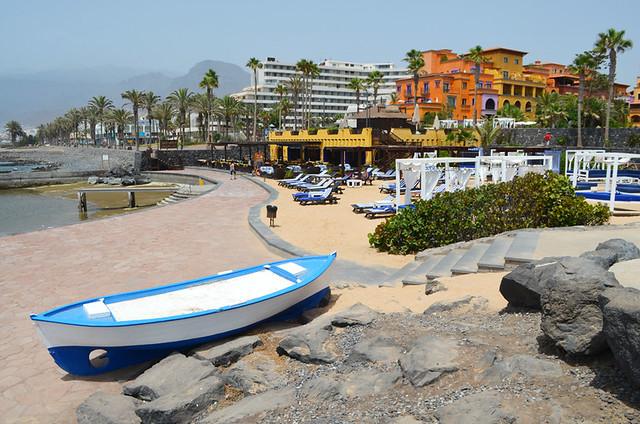 Playa de las Americas, Villa Cortes area, Tenerife