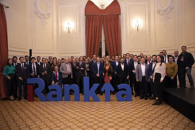 Cena y Reconocimientos Rankia Markets Exp.