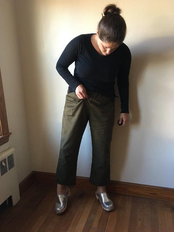 Simplicity 8841 Pants